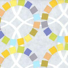 Wedding Rings Shade ~ Quilt Blocks @ Sew,Mama,Sew