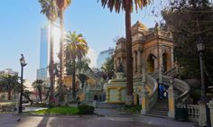 Santiago city guide: what to see, plus the best bars, restaurants and hotels