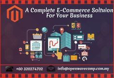 Experts in #Ecommerce Development - http://www.openwavecomp.com.my/ecommerce_solutions.html