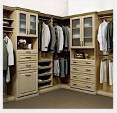Curved Closet Rod Prepossessing Curved Closet Rod  Walk In Closet Corner Curved  Closet Ideas Review