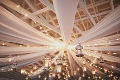 Noiva com Classe: Decoração de casamento e festas com Luzinhas ou cortina de LED - as famosas luzes de decoração de Natal