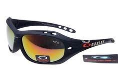 Oakley Polarized Hijinx Sunglasses Black Frame Colorful Lens 0885