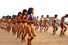 Historiadores afirmam que antes da chegada dos europeus à América havia aproximadamente 100 milhões de índios no continente. Só em território brasileiro, ...