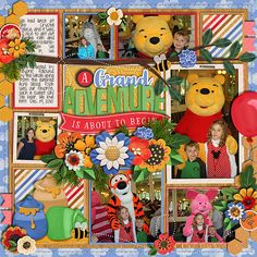 - Believe in Magic: Honey Bear Collection by Amber Shaw and Studio Flergs - Trio Pack 35 - Honey Bear by Cindy Schneider