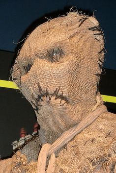 Scarecrow by The Doctor Who Site, via Flickr