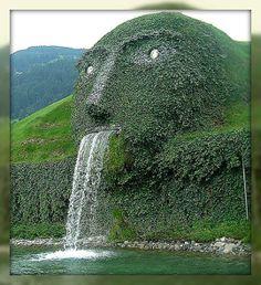 Swarovski Fountain, Innsbruck,  #Austria  #Holiday #Travel  #Vacation #SMtravel #TNI #RTW