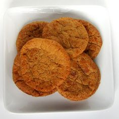 Searching for Dessert: Apple Cider Snickerdoodles