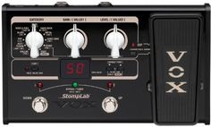 Vox SL2G Stomplab 2 Guitar Multi-Effects Pedal