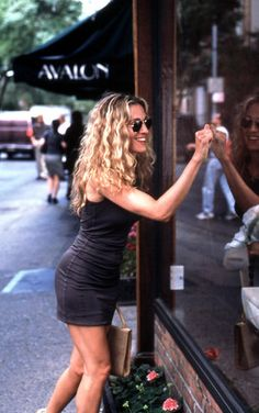 The 37 best curly hair moments of all time — Sarah Jessica Parker