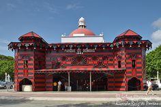 Parque de Bombas, Ponce P.R.