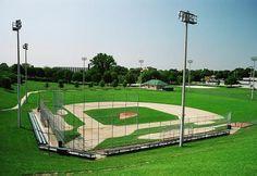 Baseball Diamond at Christie Pits