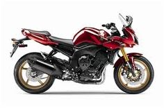 Motorcycles / Yamaha FZ1  I love it in red.