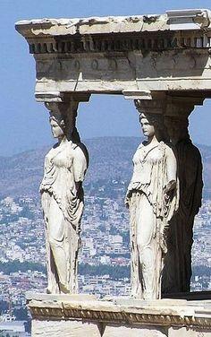 Acropolis -- Athens, Greece