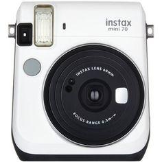 Fujifilm Instax Mini 70 (moon white)