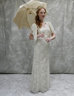 Sally Lacock, Vintage Inspired Vintage Wedding Dress Collection 2012-2013   Collection