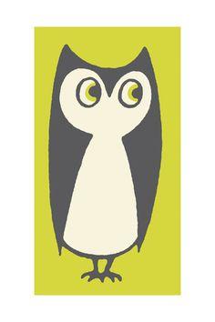 Owls, Artwork and Prints at Art.com