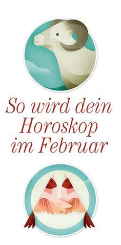 Dein Horoskop für Februar 2017 - von Jungfrau bis Zwilling