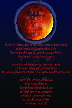 blood moon eclipse witchcraft - photo #8
