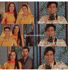 Khushi & Arnav #ipkknd #birgaripaşk #sanayairani #barunsobti #KaranGoddwani Arnav Singh Raizada, Arnav And Khushi, Love Him, My Love, Forbidden Love, Sanaya Irani, Sanya, Kos, Bollywood