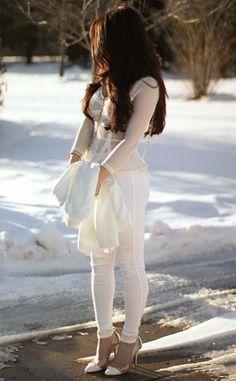 ◆ Visit MACHINE Shop Café... ◆ ◆ Beautiful Eye Candy... #969 ◆ (White Out the Fashion Bybel)