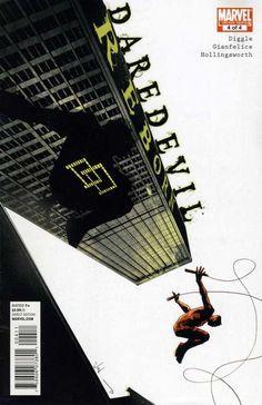 Daredevil: Reborn # 4 by Jock