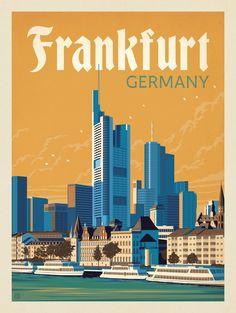 Anderson Design Group – World Travel – Germany: Frankfurt