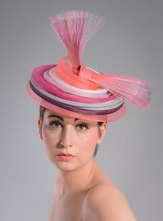 William Chambers Millinery, S/S 2015. #passion4hats