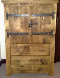 Bison Furniture - lots of rustic furniture