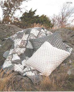 Fluffy Meringue Stitch Crochet Blanket Afghan Baby Http