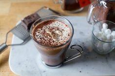 Decadent hot chocolate mix