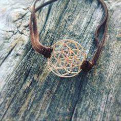 Seed of life bracelet