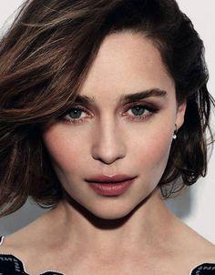 Emilia Clarke's best beauty looks