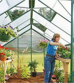 Greenhouses provide an excellent environment for growing many types of plants. Many gardeners are able to enjoy their plants year round with these structures. There are many things that go into growing things year round in these structures. Everything has to be just right for the plants to thrive through any type of weather. Below are the 15 top tips to make a greenhouse a success throughout the year.