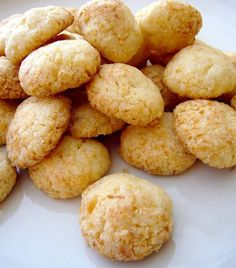 Wine Recipes, Food Network Recipes, Cooking Recipes, Biscuit Coco, Coconut Biscuits, Biscuit Cookies, Food Is Fuel, Food Diary, Food Photo