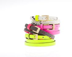 accessories that infuse color and style to everyday wear