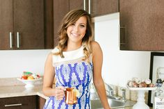 Southern Living Associate Travel + Culture Editor Lacy Morris #theeverygirl