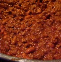 BEST Chili Ever! Claimed to eb the best chili ever. But it's worth a shot :DClaimed to eb the best chili ever. But it's worth a shot :D Chilli Recipes, Beef Recipes, Mexican Food Recipes, Soup Recipes, Cooking Recipes, Dinner Recipes, Dinner Ideas, Muffin Recipes, Family Recipes