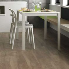 Van Gogh - Karndean - By Brand Basement Flooring, Vinyl Flooring, Karndean Flooring, Luxury Vinyl Plank, Real Wood, New Kitchen, Van Gogh, Industrial Style, Brown And Grey