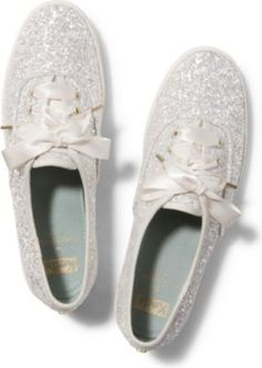 97629160ffb Women - KEDS X kate spade new york CHAMPION GLITTER WEDDING - Cream Glitter