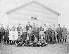 Wick West Virginia | Zion School . Friendly, circa 1890s, J. R. Knowlton, photographer.