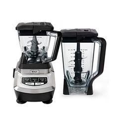 NEW Ninja Kitchen Blender, Mixer, Food Processor, Frozen Drink Maker, Juicer Small Kitchen Appliances, Kitchen Tools, Kitchen Gadgets, Cool Kitchens, Kitchen Dining, 50s Kitchen, Kitchen Small, Kitchen Items, Kitchen Stuff