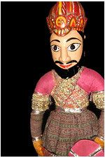 Rajasthani Puppet, India