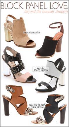 Perfect Summer Heels That Won't Kill Your Feet