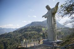 Bad Ragaz, Statue Of Liberty, Travel, Christ The Redeemer, Statue Of, City, World, Tourism, Pictures