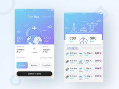 Your Flight Booking App