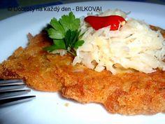 Olomoucké harule - Naše Dobroty na každý den Kebabs, Gnocchi, Food And Drink, Pizza, Meat, Chicken, Halloween, Cooking, Recipies
