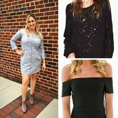 THE WEATHER IS AMAZING! Fall is here y'all!! ~ Monday/Tuesday Specials ~ * Clothing 20% off (excludes name brands) * Jude Connally Spring 40% off * Southern T's $10