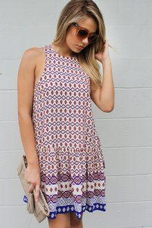 Marrakech Dress
