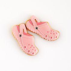 Crocs Cookies http://ifeelcook.es/galletas-crocs/
