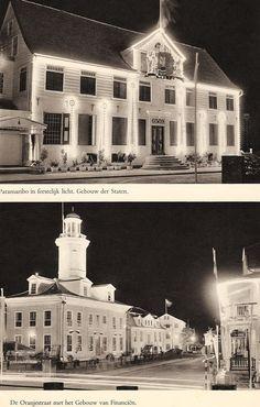 Foto's van Suriname in de jaren 50